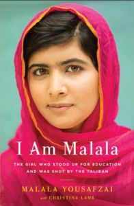 I am Malala	by Malala Yousafzai & Christina Lamb