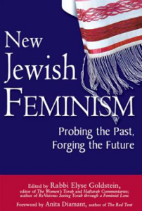 New Jewish Feminism	edited by Rabbi Elyse Goldstein